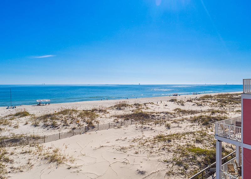 Gulf Shores Alabama beachfront rental